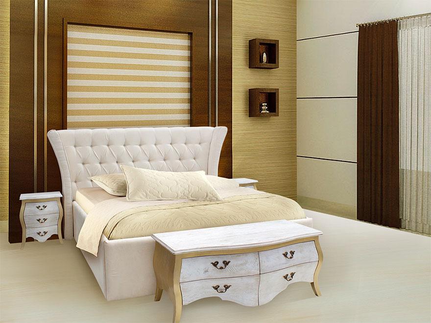 aef7ff2ee15 Тапицирана спалня - 4023 | Еврика Мебели